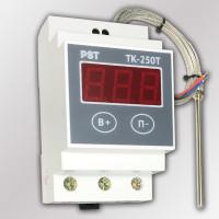 "Терморегулятор ТК-250Т60А со звуком, таймером и датчиком t° тип ""К"""